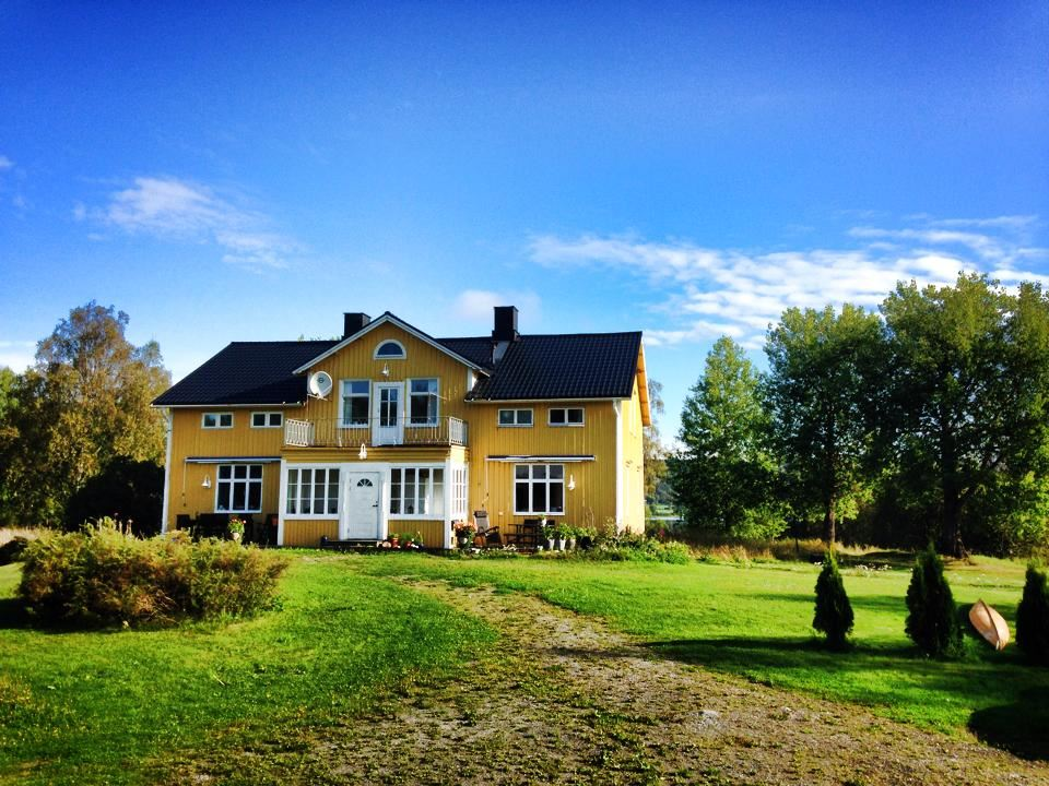 E5402 Privat hus med sjötomt, Härnösand, 35 min norr om Sundsvall