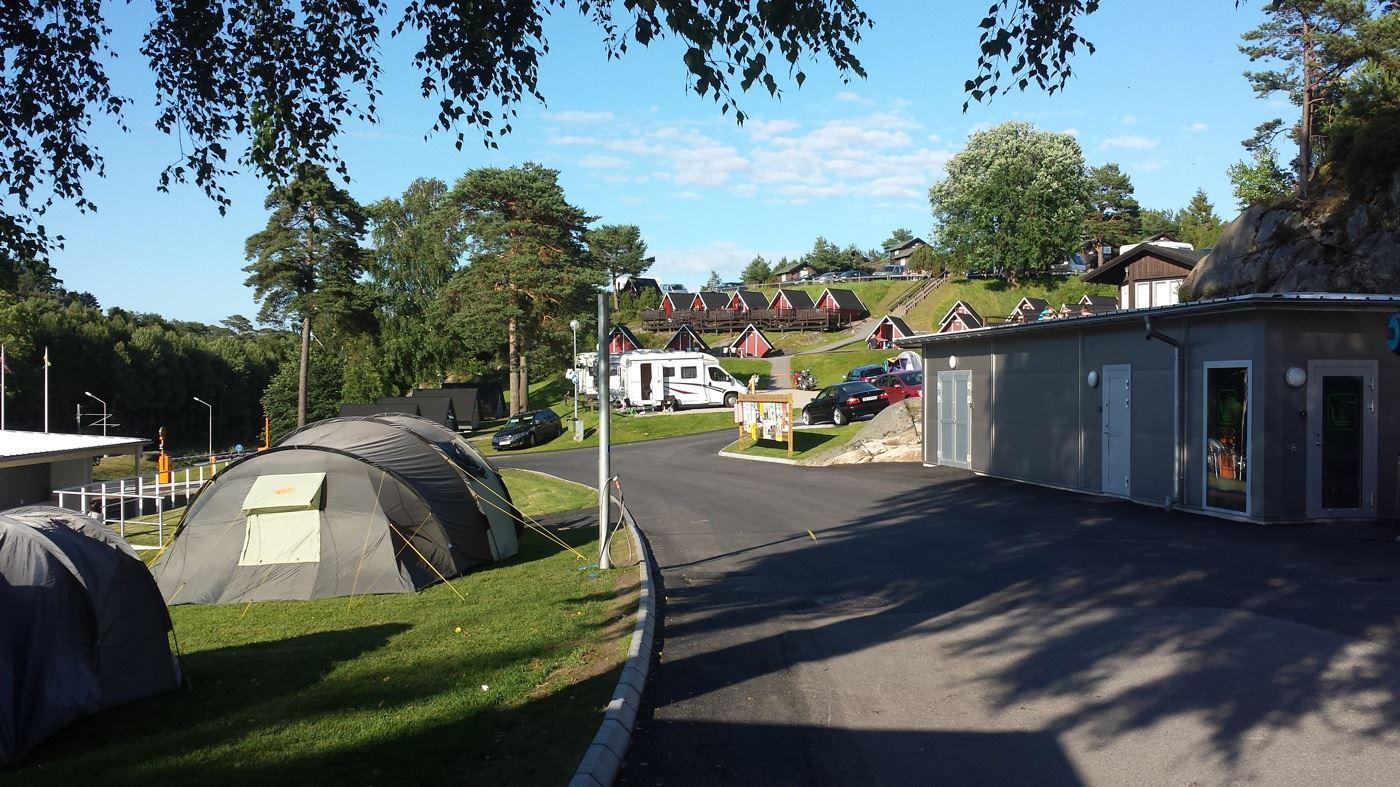 Strömstad Camping/Camping