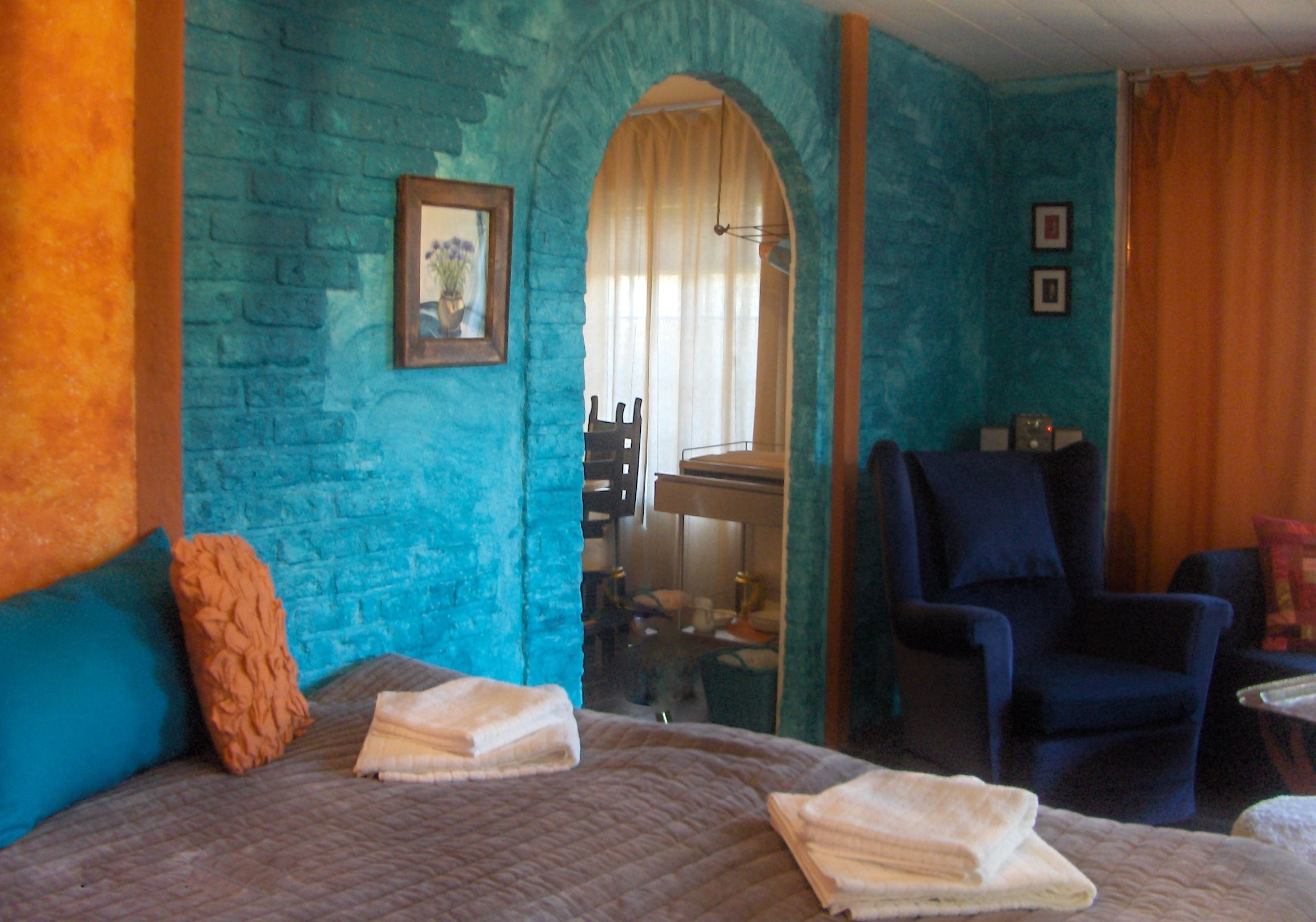 Bed & Breakfast PAUSE in central Tomelilla