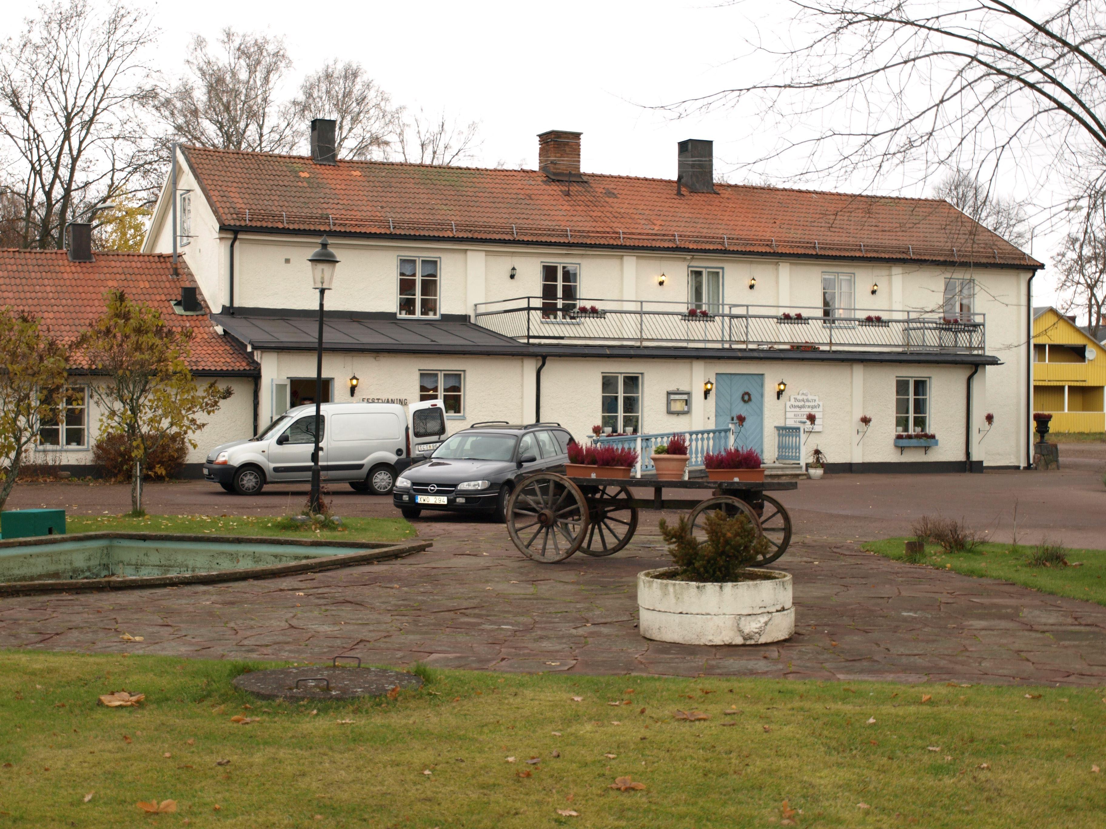 Buskåkers Gästgifvargård Lägenhet