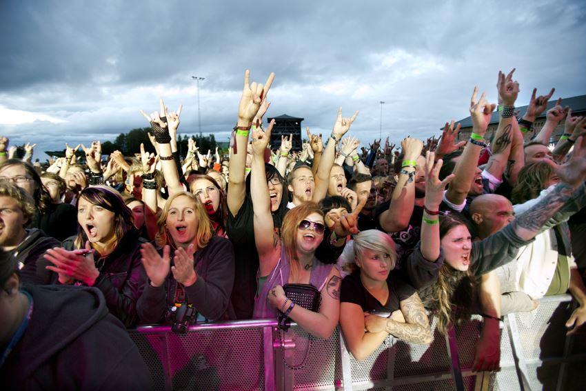 Getaway Rock Festival 3 dagarspass