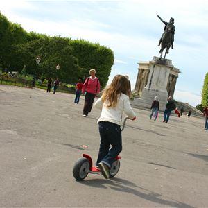 Visite en anglais de Montpellier :