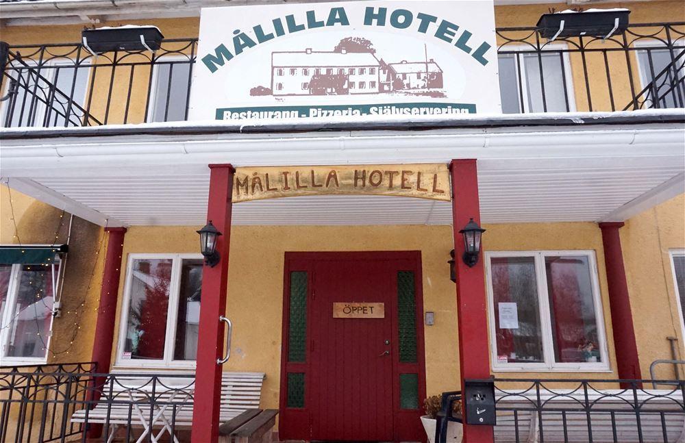 Jennie Andersson, Målilla Hotel - ein persönliches kleines Hotel
