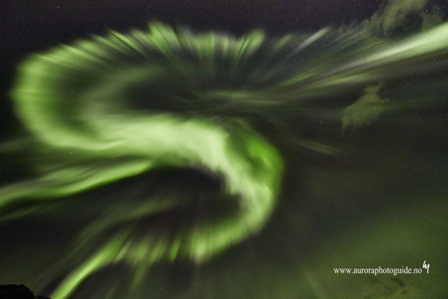 """Chasing """"The Green Lady"""" - AuroraPhotoGuide"""