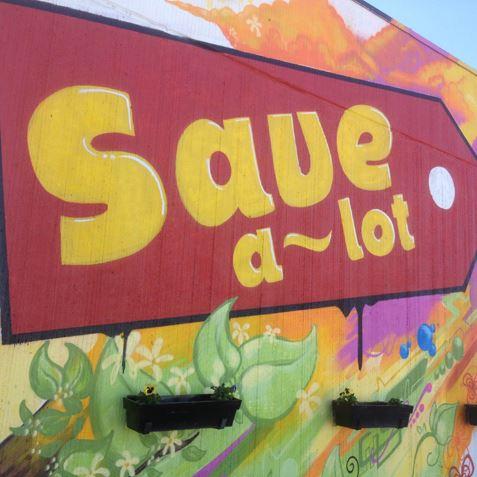 Save A Lot Outlet i Skurup