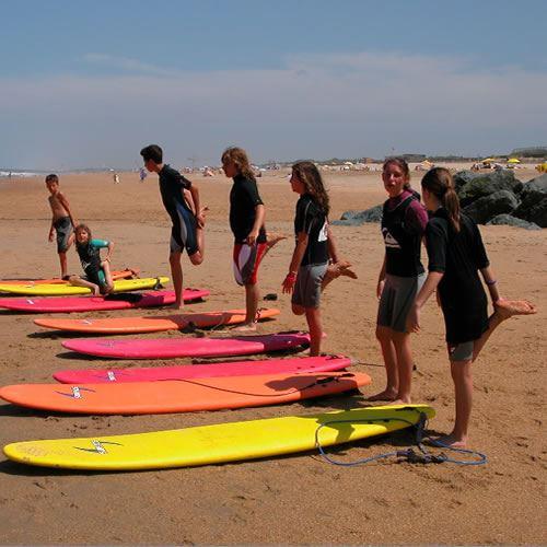 Week-end surf