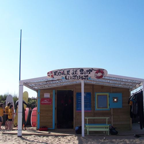 Ecole de surf Uhaina
