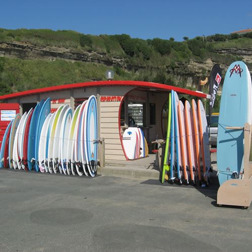 Week-end surf