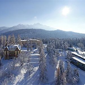 Grand Hotel im Waldhaus Flims Mountain Resort & Spa - Flims
