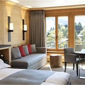 Grand Hotel Park - Saanen/Gstaad