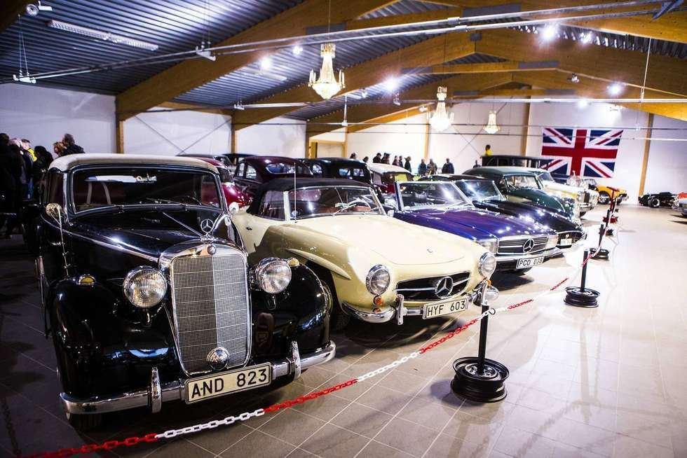 Härnösands Car Museum