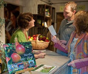 Dagliga guidningar i Äpplets Hus