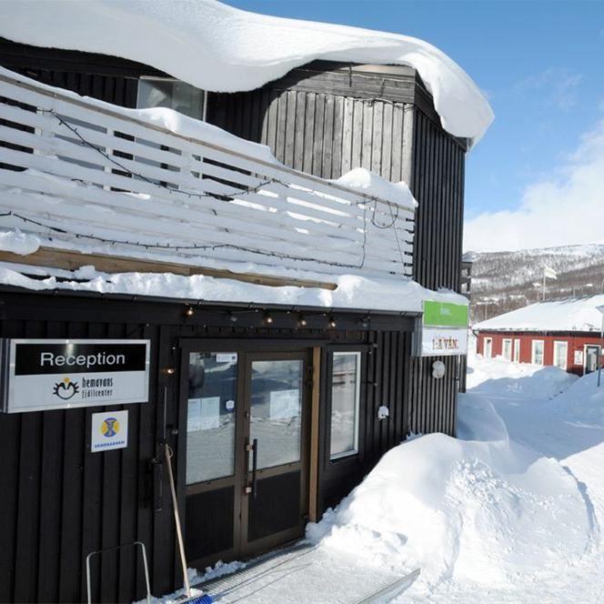 Sam Hedman,  © Hemavan Tärnaby PR-förening, Hemavans Fjällcenter restaurant and bar