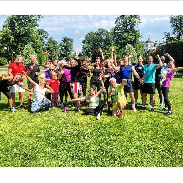 Träning & hälsa i City 2016