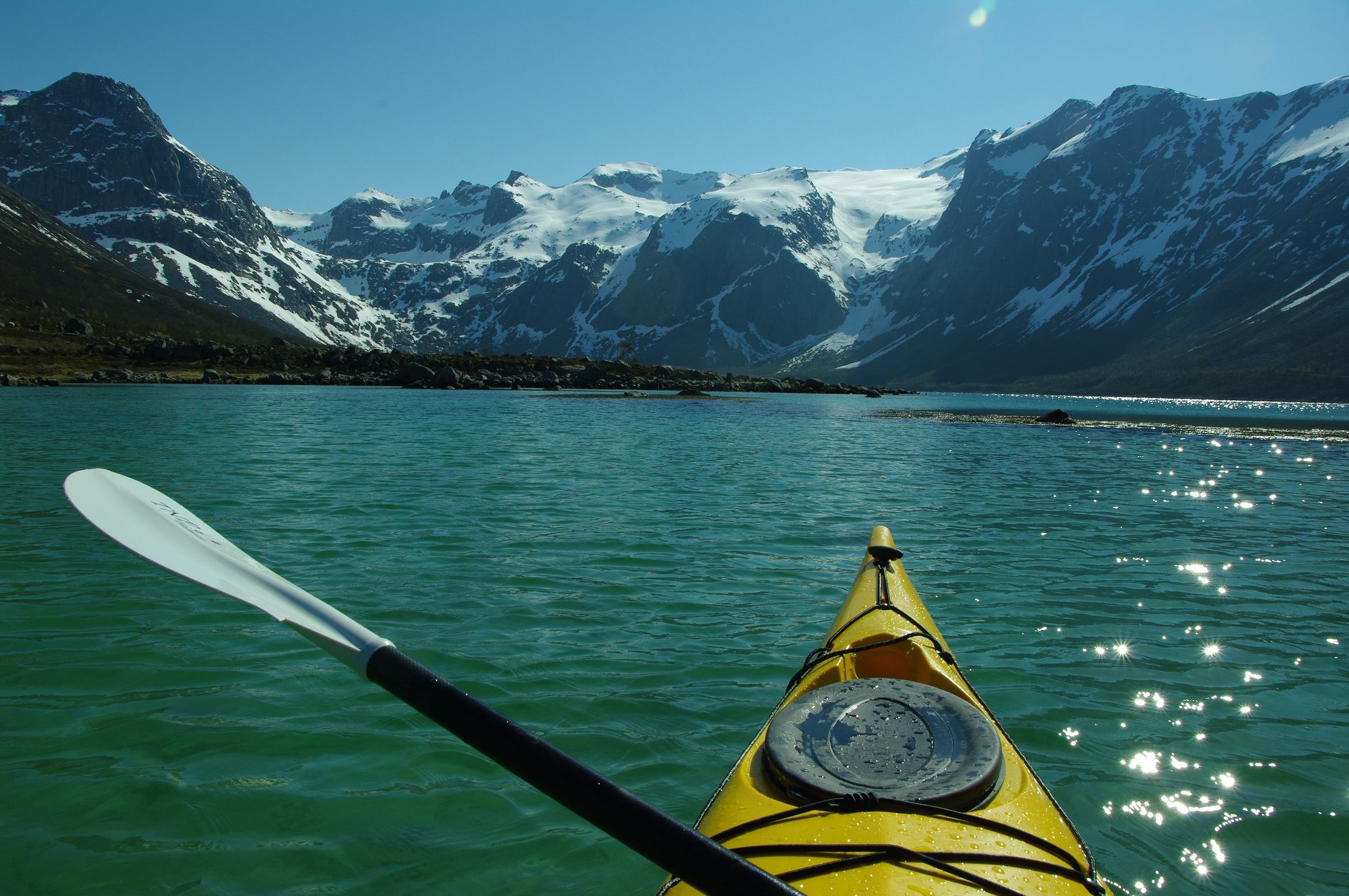 Sea Kayaking – Active Tromsø