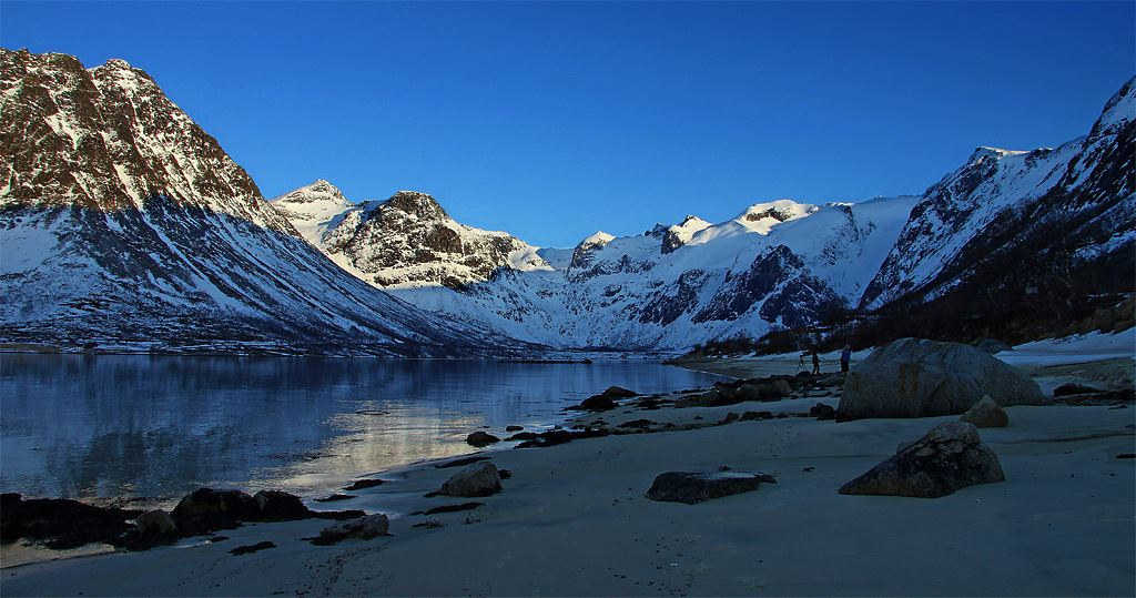 Photo Safari to Kvaløya's Amazing Fjords– Karl Ivar's Guided Tours