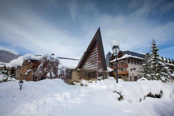 © HPTE_JEAN GABRIEL SOULA, HPH17 - Hôtel haut de gamme à Saint Lary