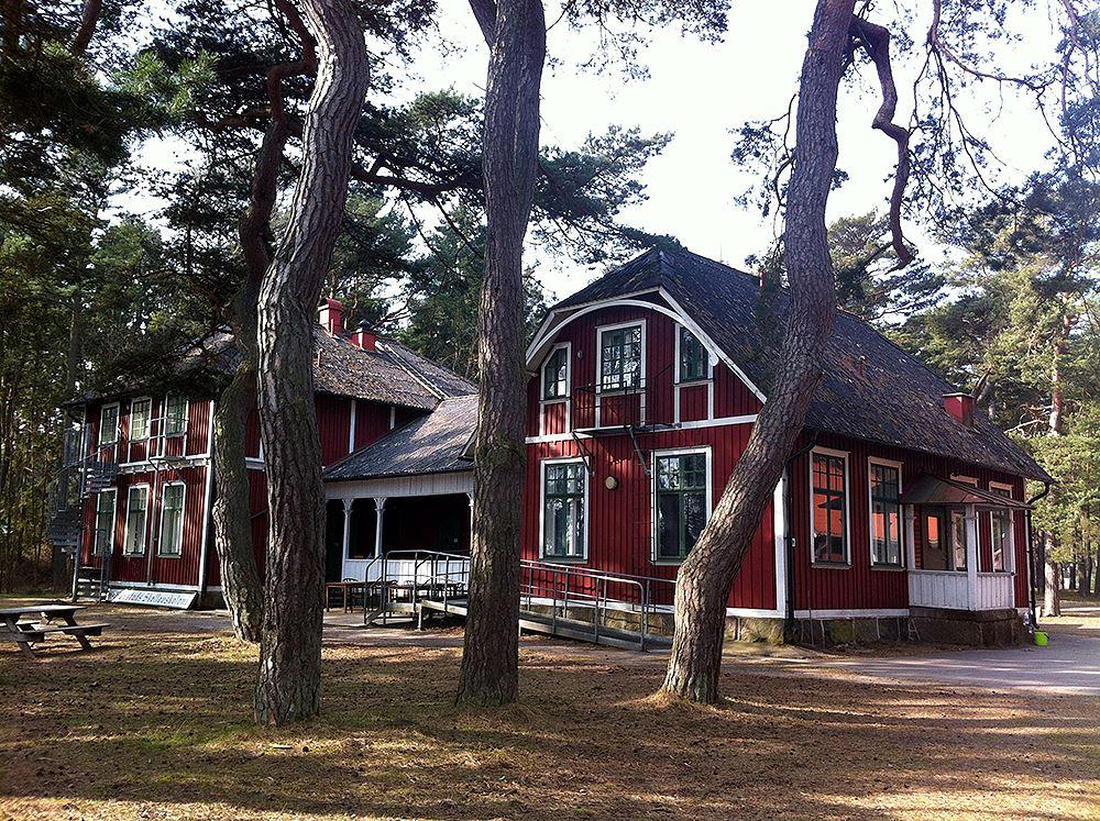 Strandvillan i Åhus - Vandrarhem