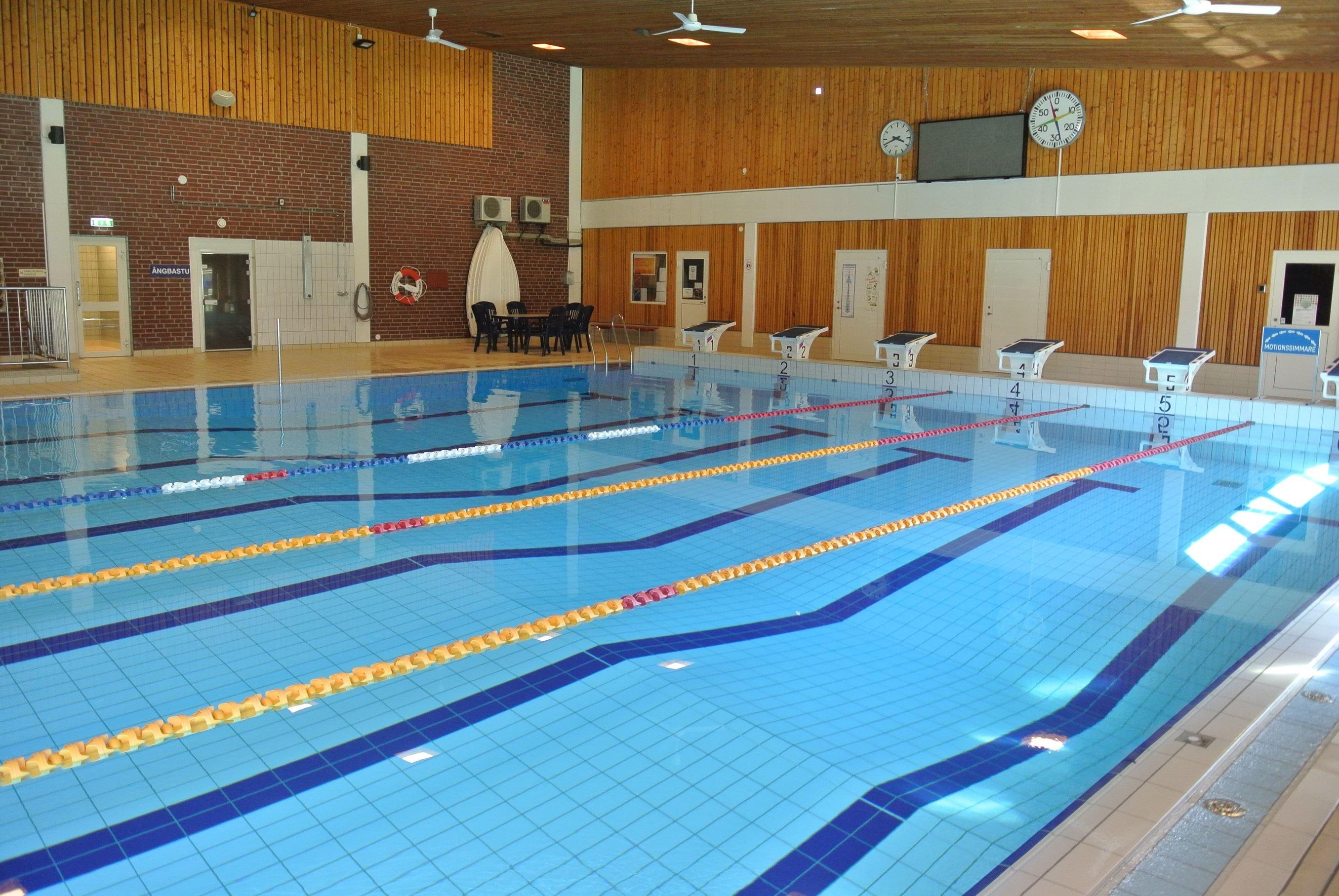 .,  © Klippans kommun, Klippan Indoor Swimming Pool