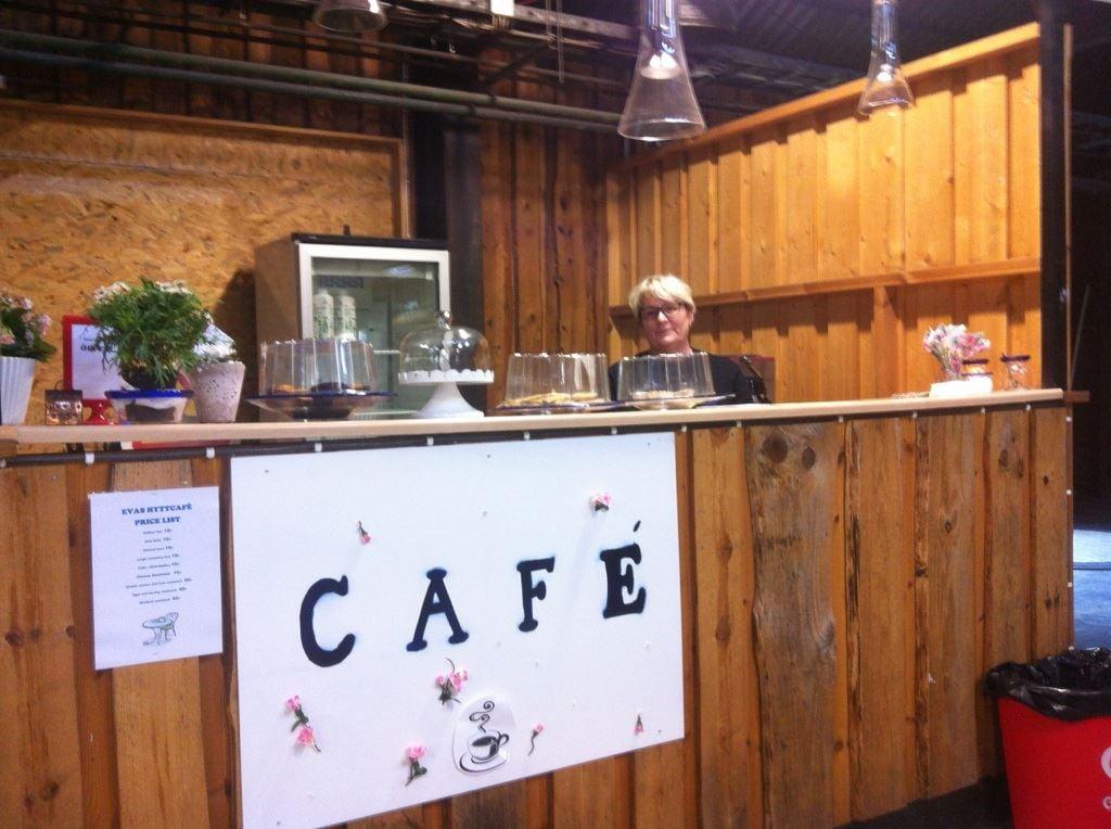 Bergdala Café