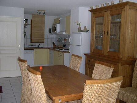 VLG206 - Appartement 8 pers. avec jardinet