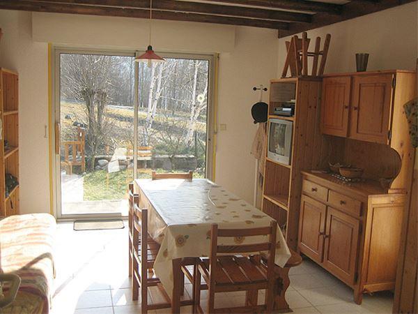 VLG112 - Maison mitoyenne dans un hameau de montagne