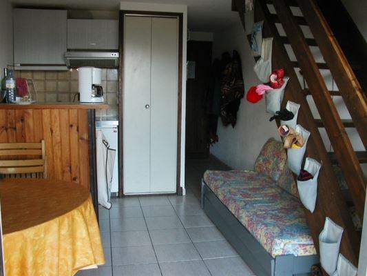 VLG012 - Maison mitoyenne en pied de pistes à Val Louron