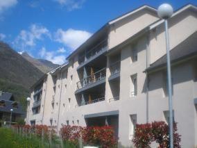 HPRT21 - Résidence sur les hauteurs de Luz Saint Sauveur