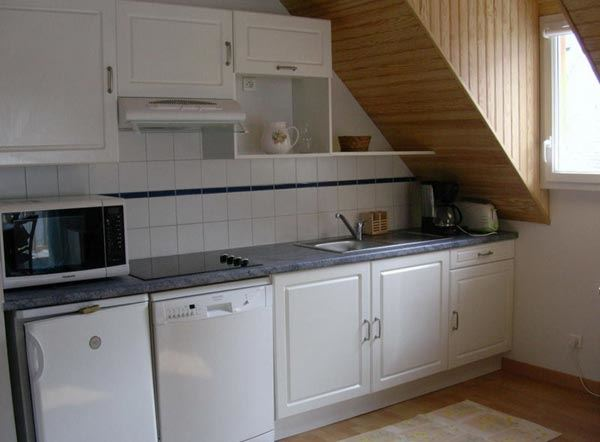 VLG146 - Appartement dans résidence récente à Loudenvielle