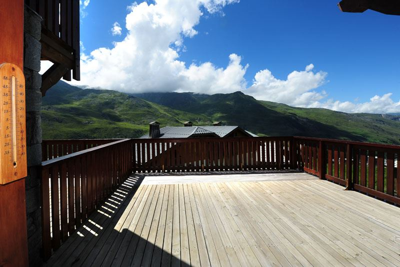 4 Rooms 8 Pers ski-in ski-out / SAPINIERE 1