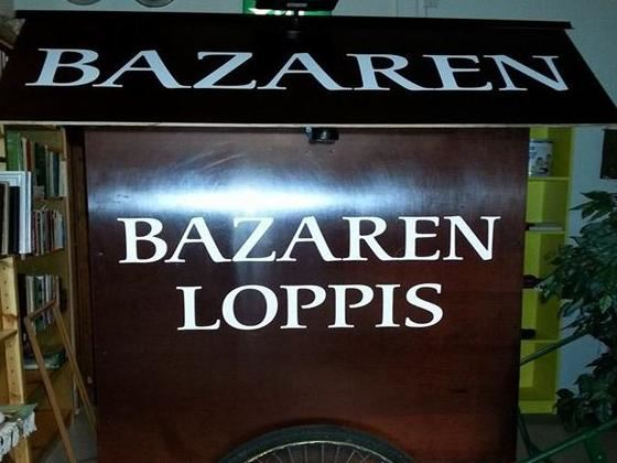 © Bazaren, Bazaren Loppmarknad