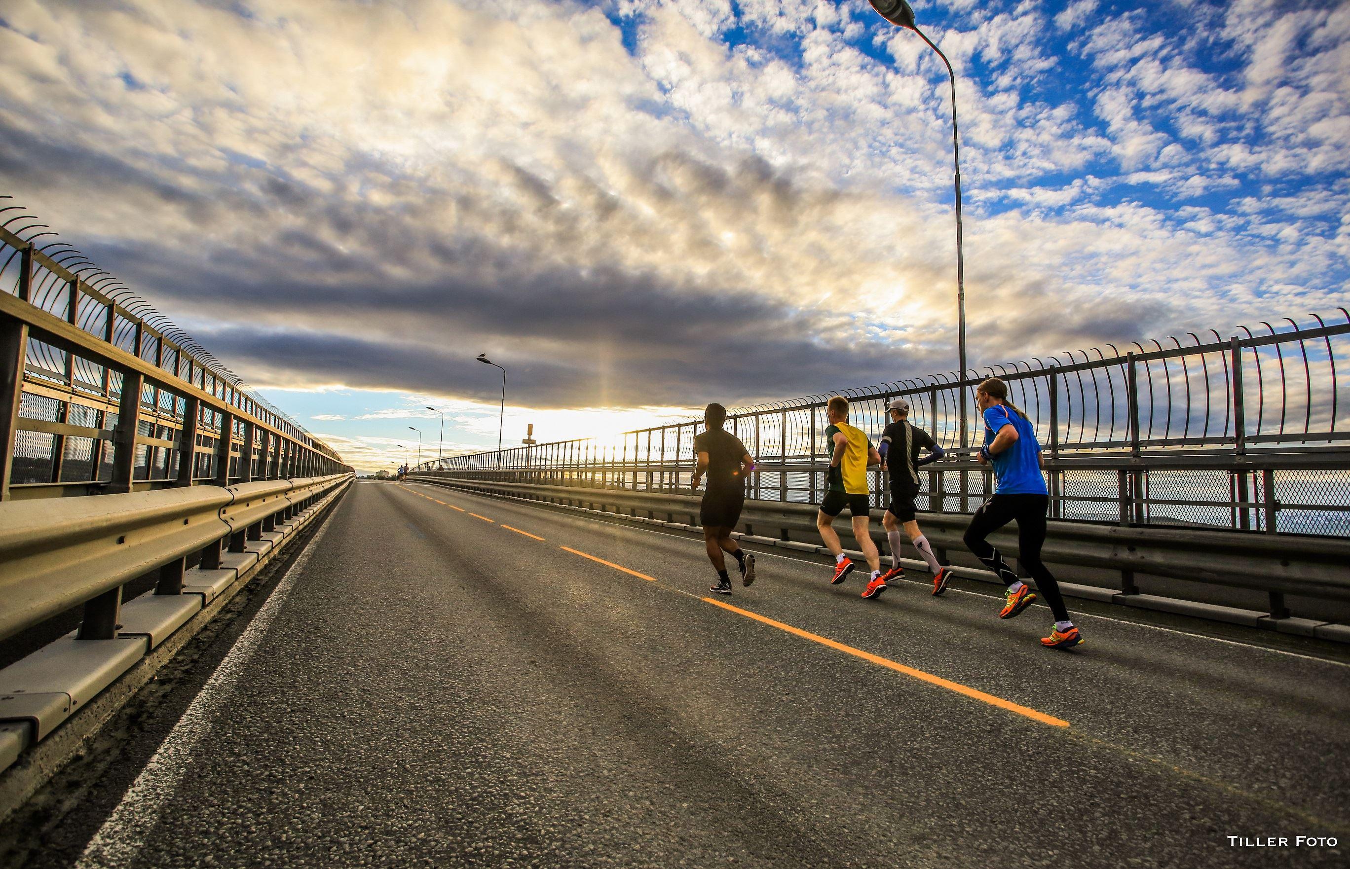 © Truls Tiller, Midnight Sun Marathon