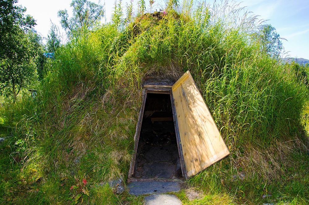 Samisk kulturhistoria - guidning vid Atoklimpen
