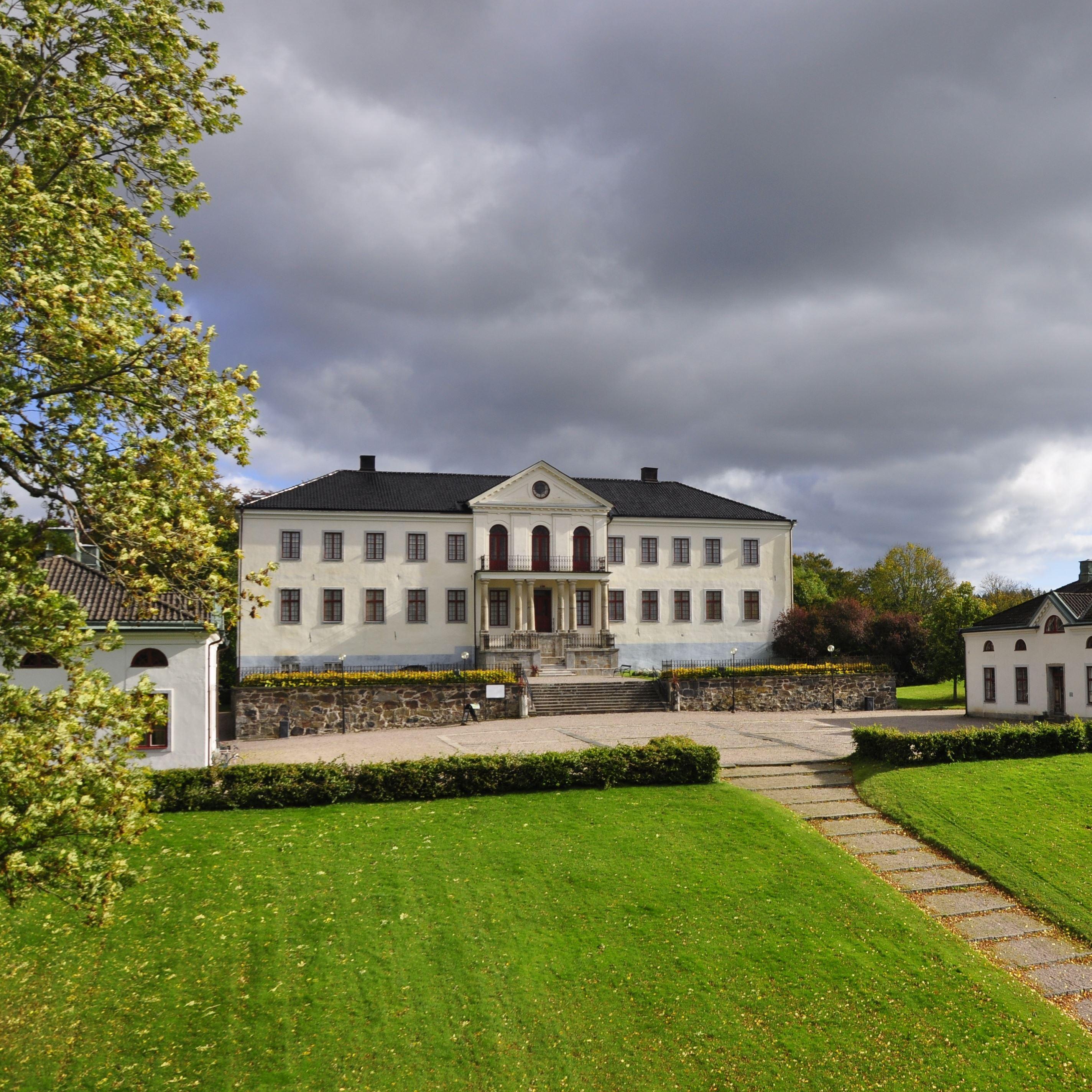 Guidad visning på Nääs Slott