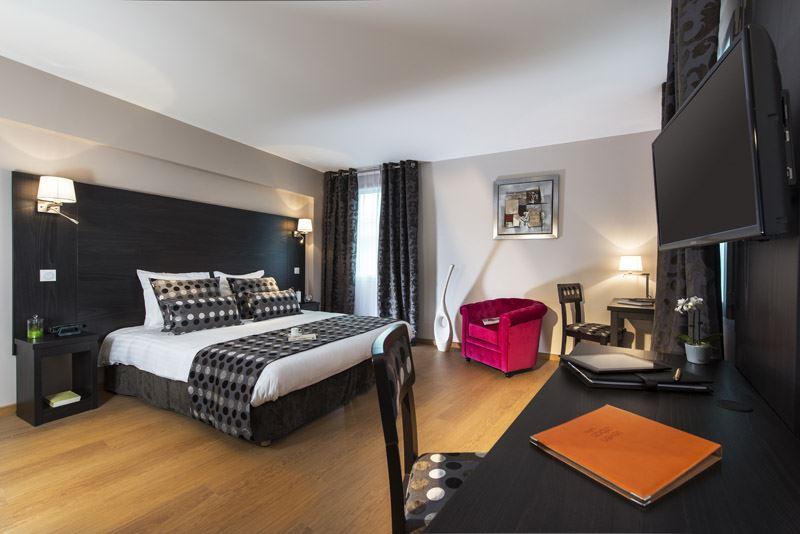 7 Seven Urban Suites Nantes Centre