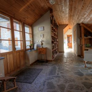 © OT ST LARY, HPCH41 - Chambres d'hôtes dans un hameau de montagne