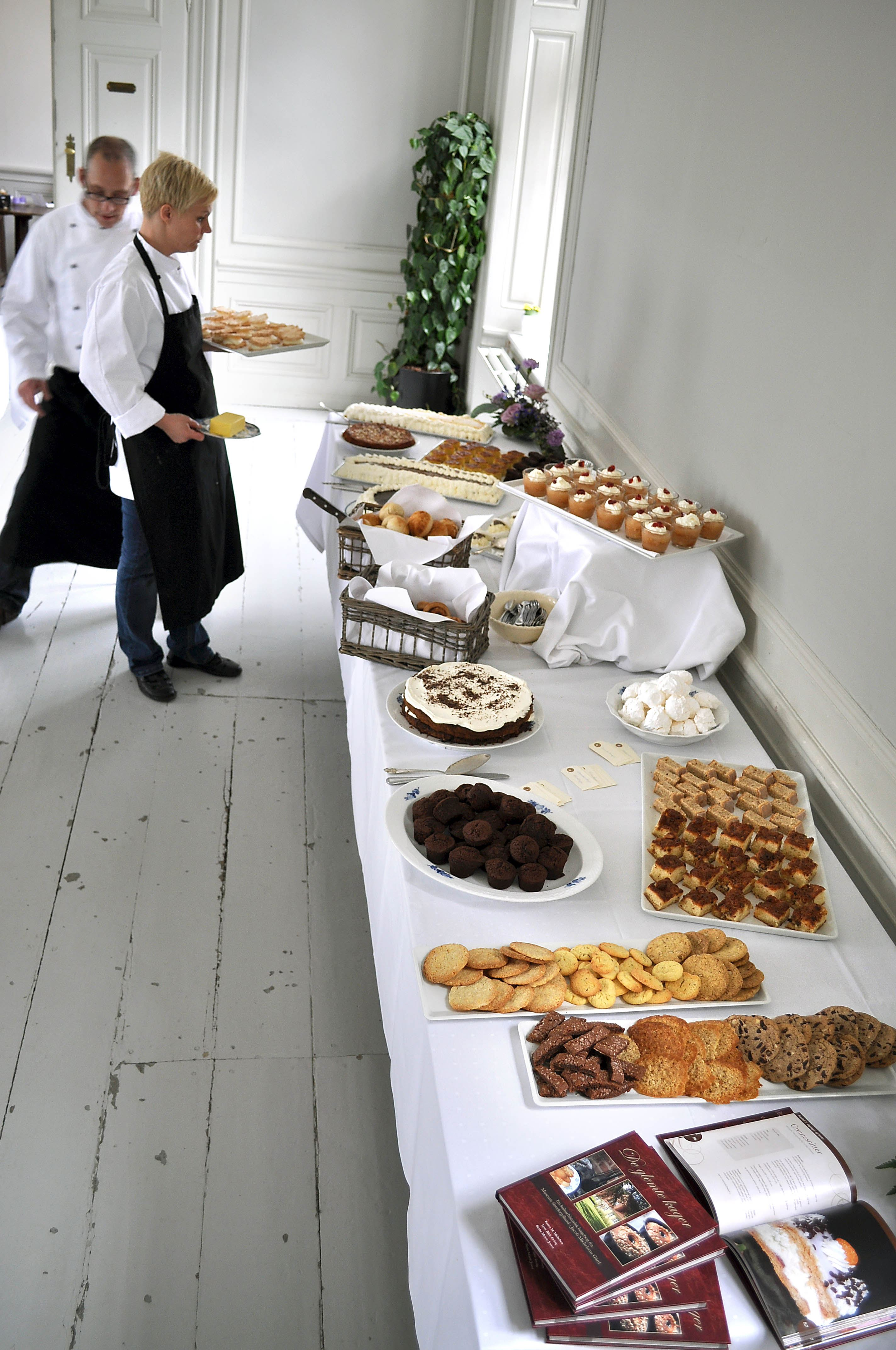 Coffee and Cake – The Southern Jutlandic Way at Gram Castle