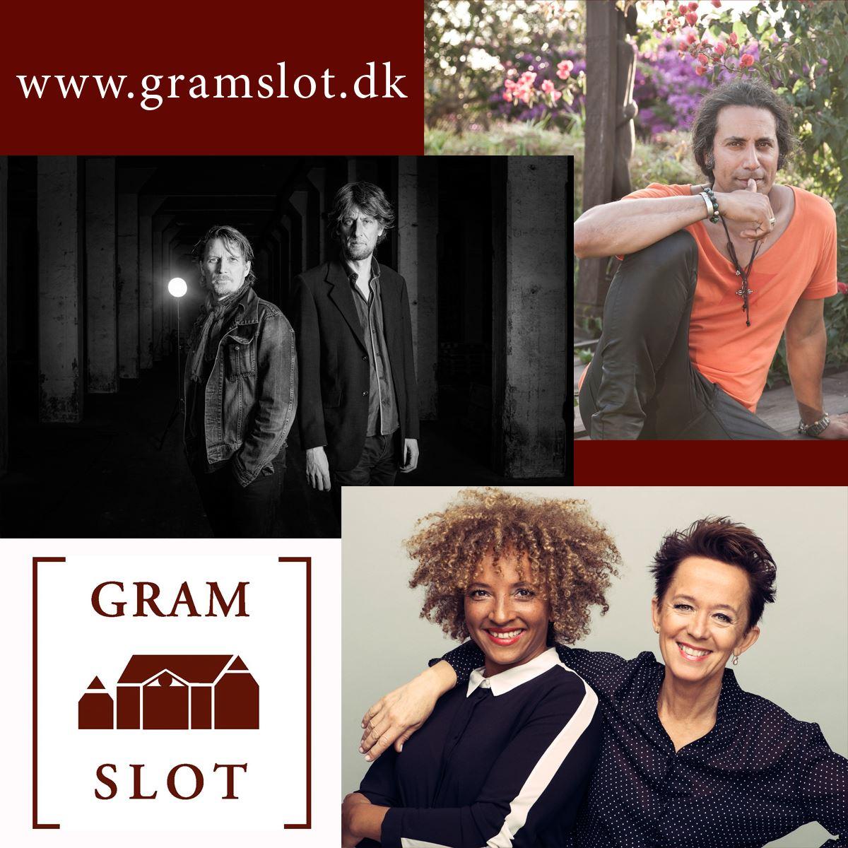 Musik på Gram Slot