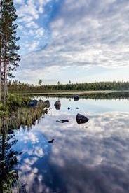 stilleben.nu, Naturupplevelse i Åmot