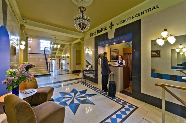 Best Baltic Hotel Central