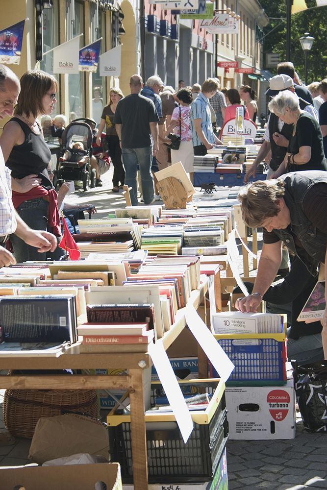 Kristianstadsförfattarnas bokbord