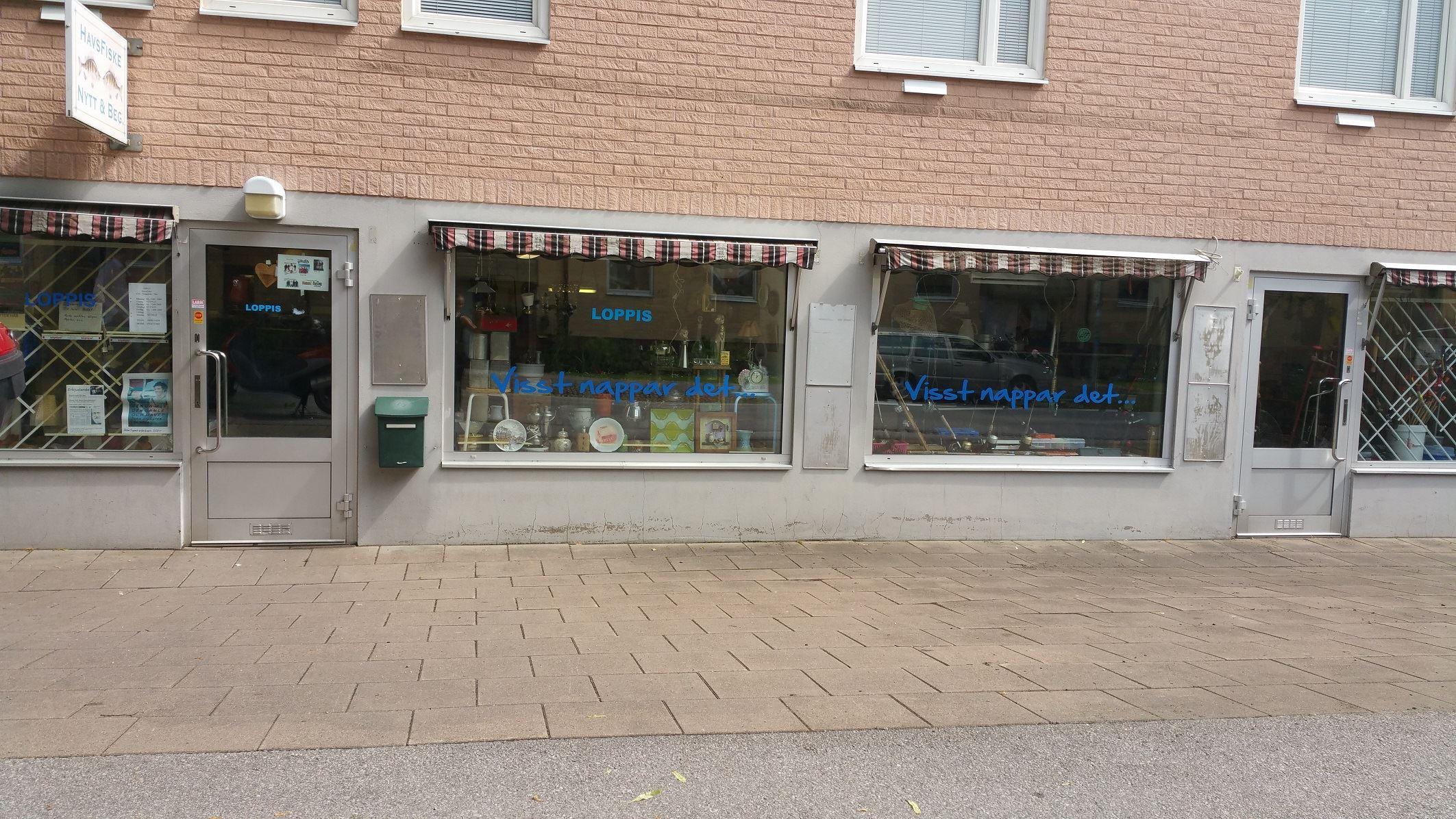 Havsfiske Nytt & Begagnat (Second hand)
