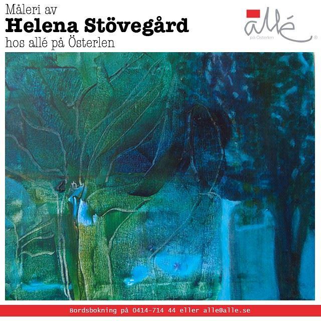 Måleri av Helena Stövegård
