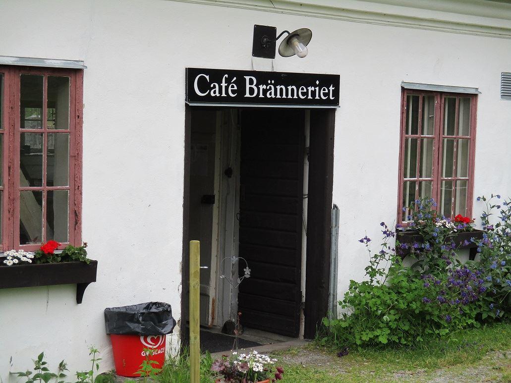 Malin Löthmyr,  © Visit Glada Hudik, Café Bränneriet