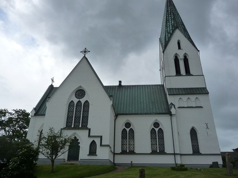 © Sus, Björnekulla Church