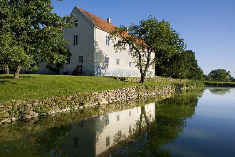 Anders Ebefelt, Tomarps Kungsgård Castle
