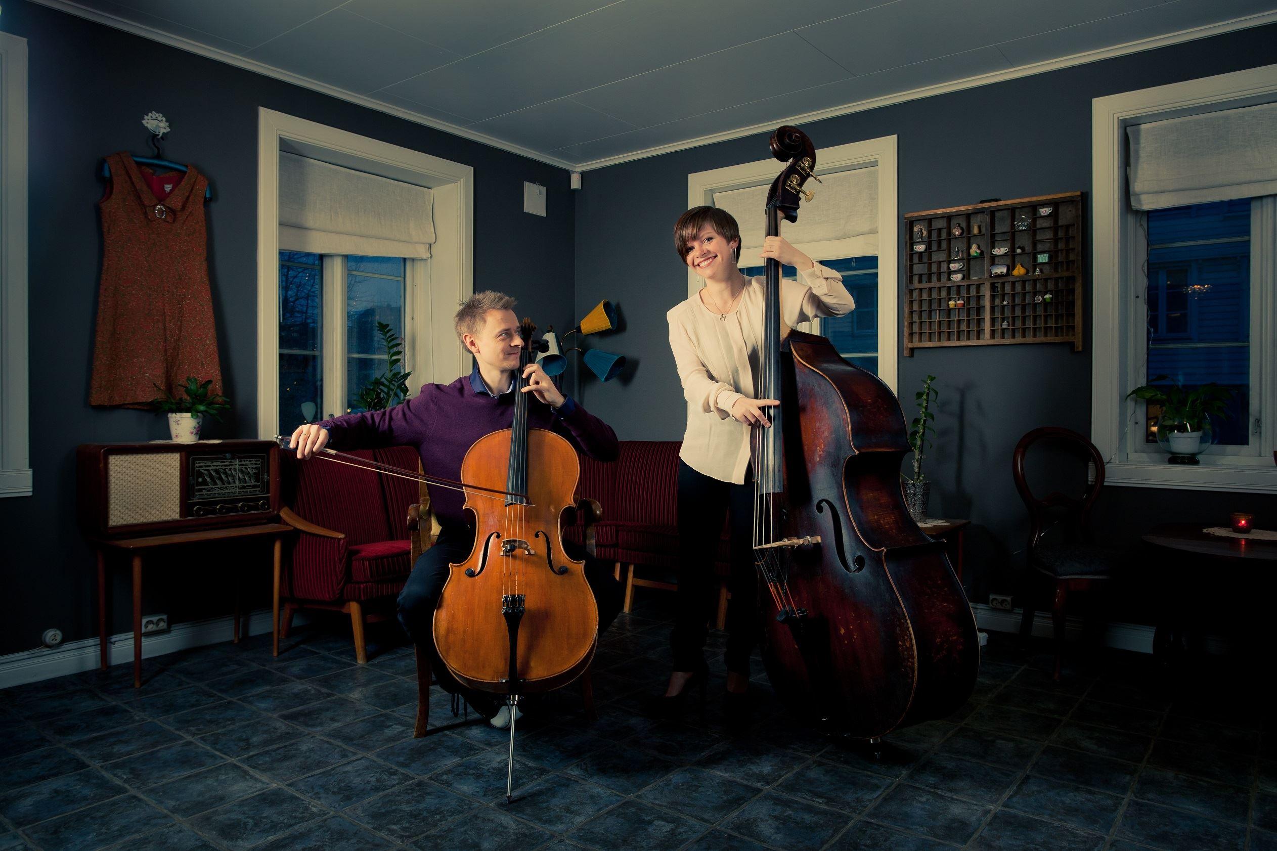 Familiekonsert: Grieg & Mendelssohn ut på tur