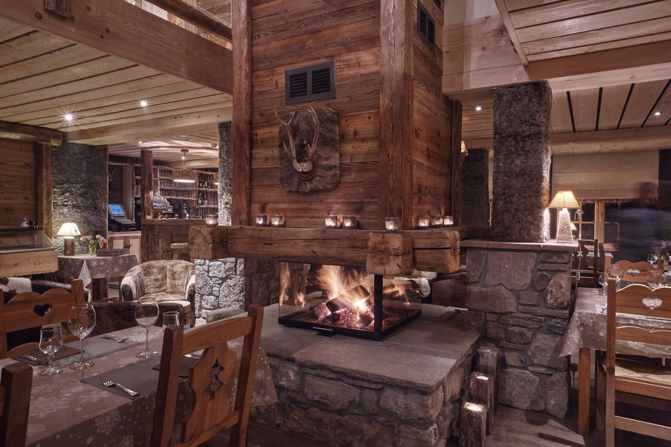 Отель Chasse Montagne
