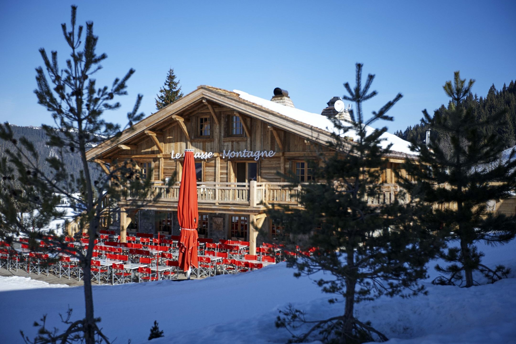 Lodge Chasse Montagne