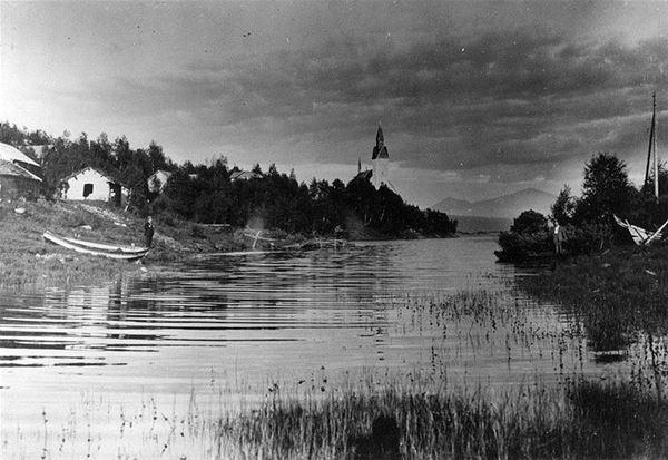 Historisk vandring i Tärnaby med Lars Matsson